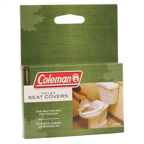 Coleman Toilet Seat Covers