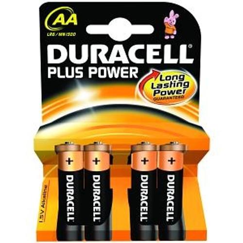 Duracell 'AA' Battery x4