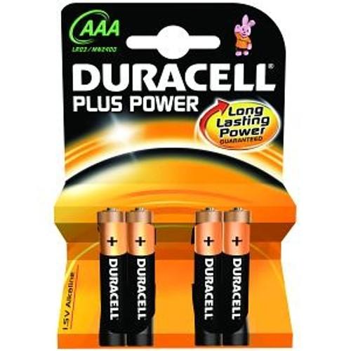 Duracell 'AAA' Battery x4