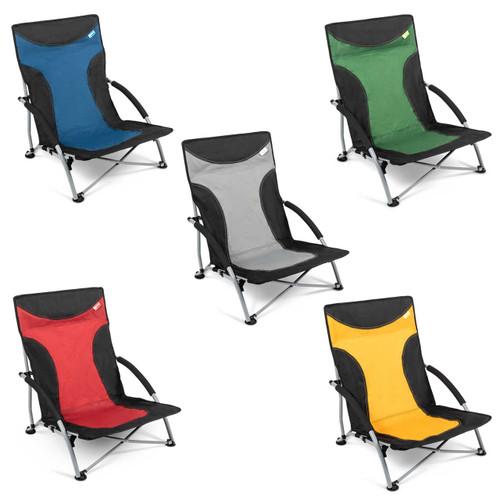 Kampa Sandy High Back Low Beach Chair