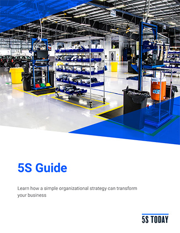 5s Checklist For Warehouse