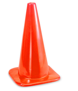 Standard Traffic Cones Orange
