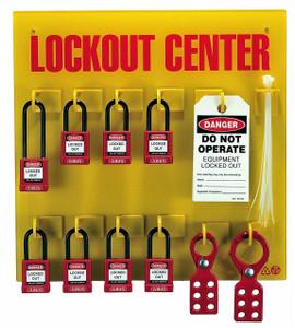 ABUS Lockout Station