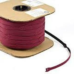 Red - Velcro® Brand One-Wrap® Straps - Flame Retardant