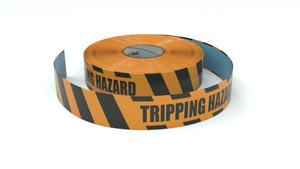 Hazard: Tripping Hazard - Inline Printed Floor Marking Tape