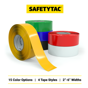 SafetyTac Floor Marking Tape