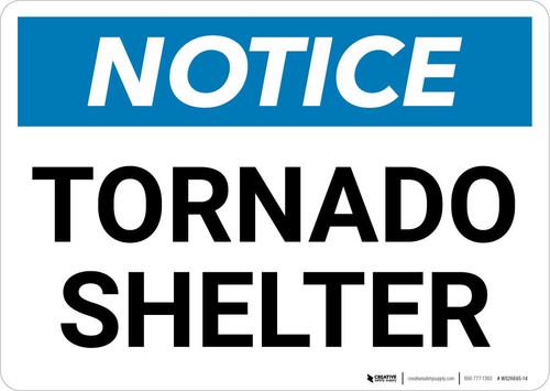 Notice: Tsunami Hazard Zone - Go to High Ground or Inland Landscape