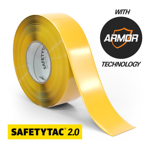 SafetyTac® 2.0 with Armor Technology