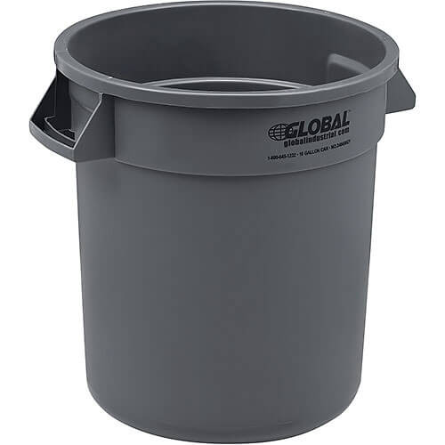 10 Gallon Trash Can