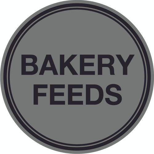 Bakery Feeds Floor Sign