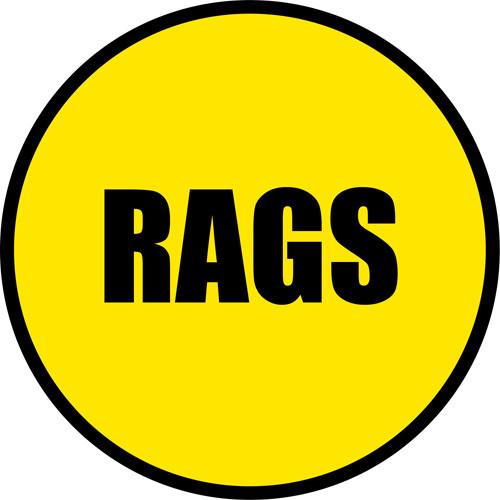 RAGS Custom Safety Floor Sign