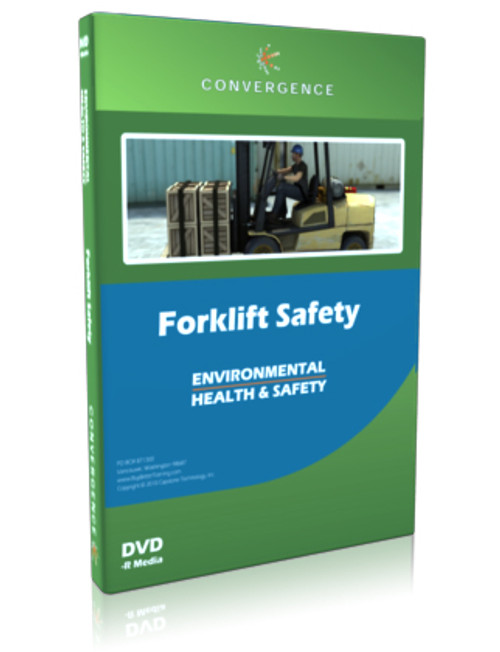 Forklift Safety Training Video and Educational DVD