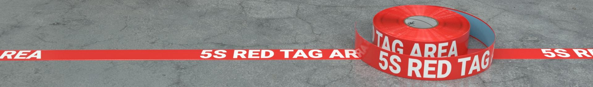 SafetyTac Inline Printed Tape