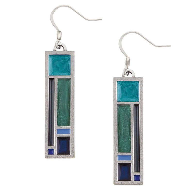 Prairie Window Earrings 1