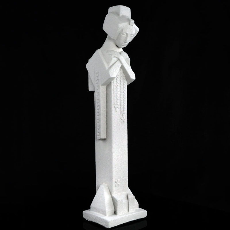 Frank Lloyd Wright Cast Stone Tabletop Sprite