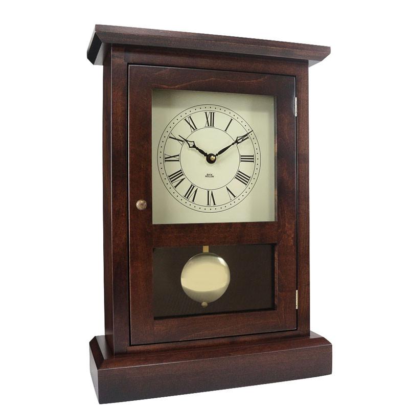 Amish Shaker Mantel Clock
