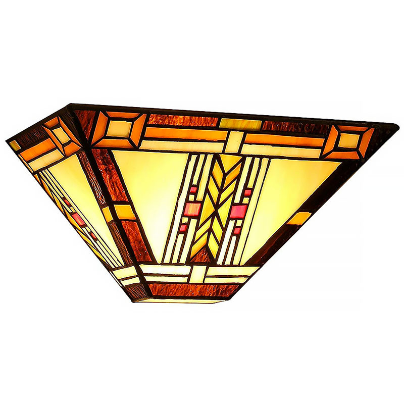 Arts & Crafts Gode Wall Sconce