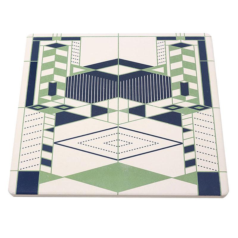 Frank Lloyd Wright Robie House Sandstone Trivet