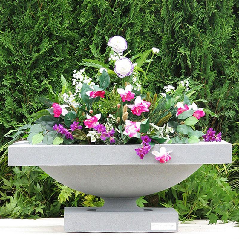 Frank Lloyd Wright Small Robie House Planter Vase