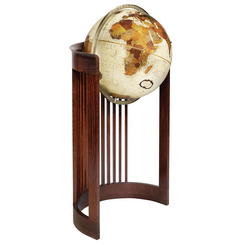 Frank Lloyd Wright Floor Standing Globe