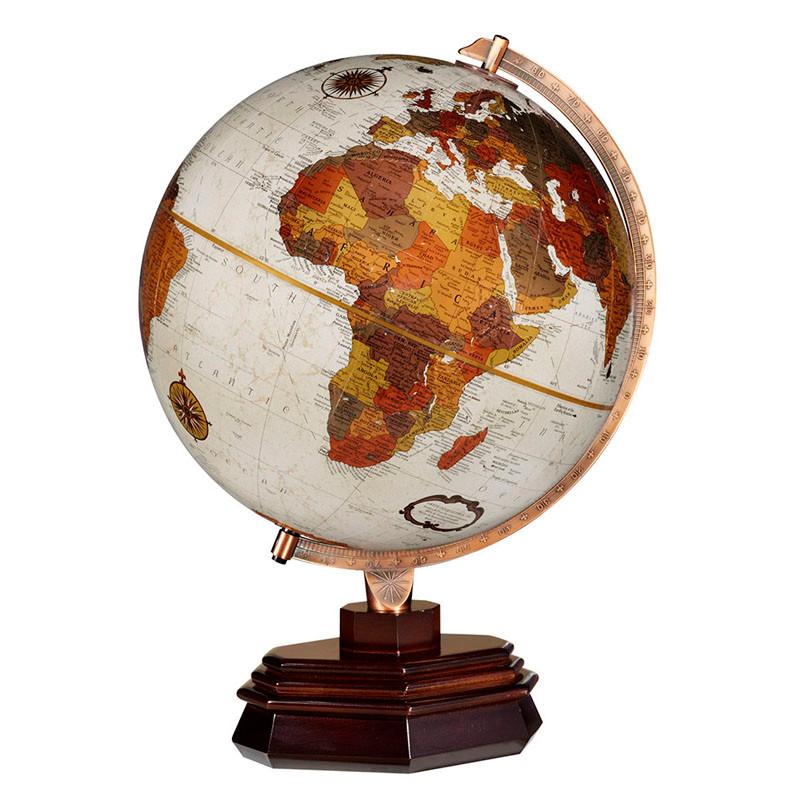 Frank Lloyd Wright Usonian Desk Globe