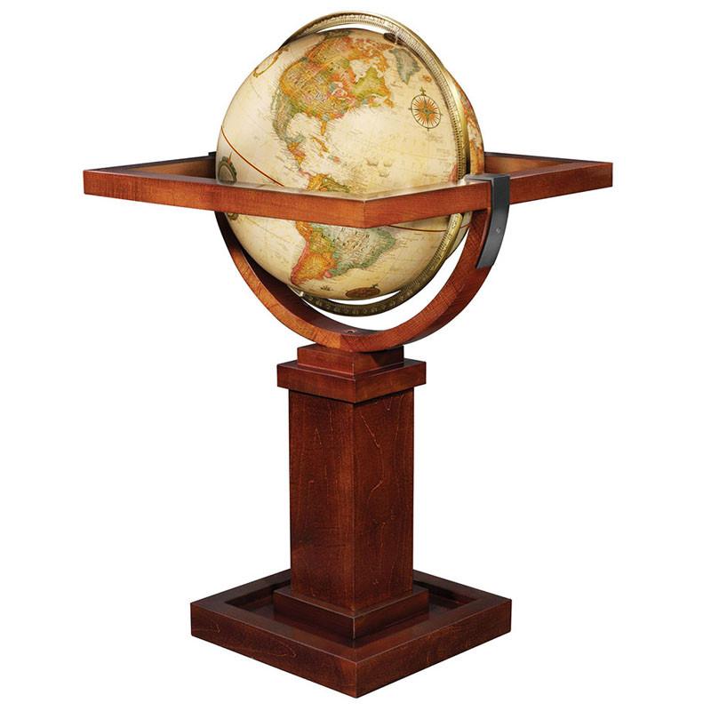 Frank Lloyd Wright Floor Standing World Globe