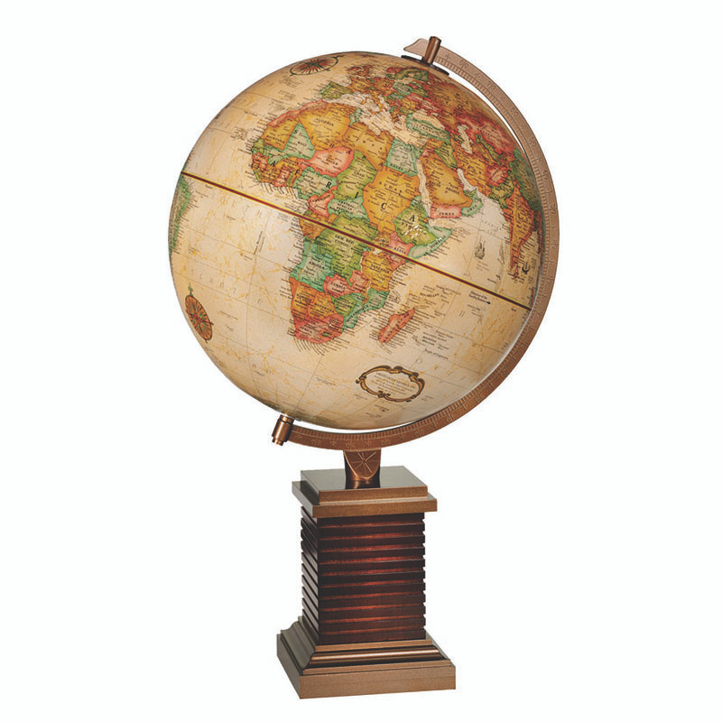 Frank Lloyd Wright Glencoe Desk Globe