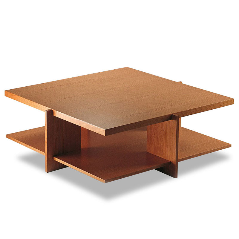 Frank Lloyd Wright Lewis Coffee Table - 35.4""