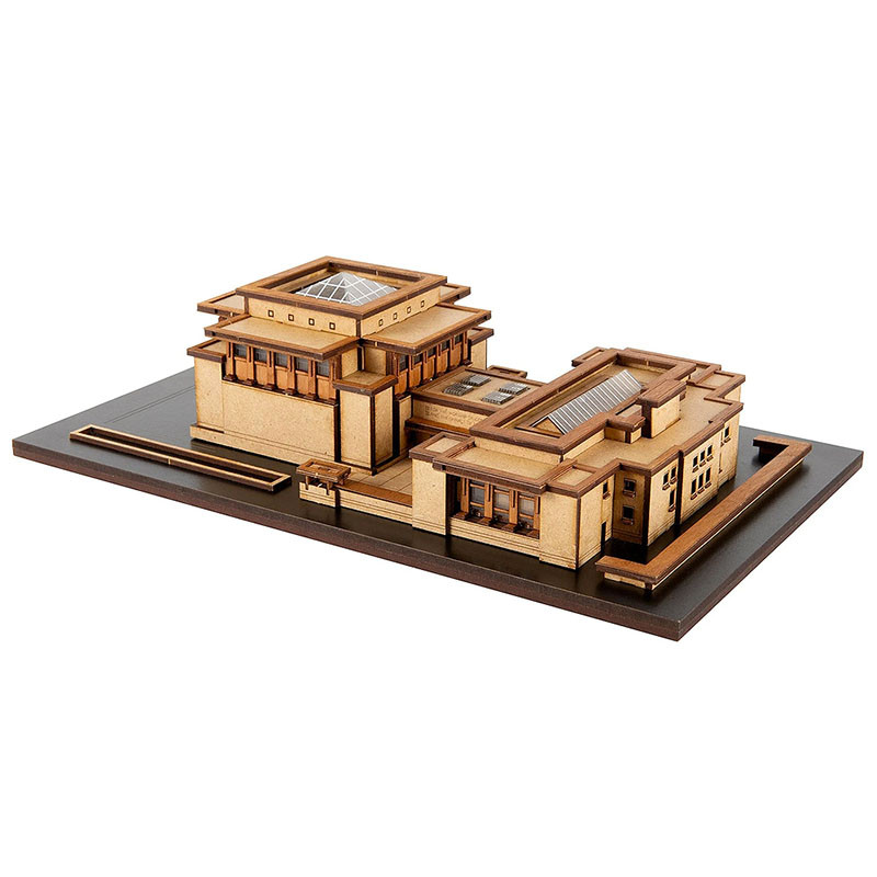 Unity Temple Scale Replica Kit by Model Landmarks