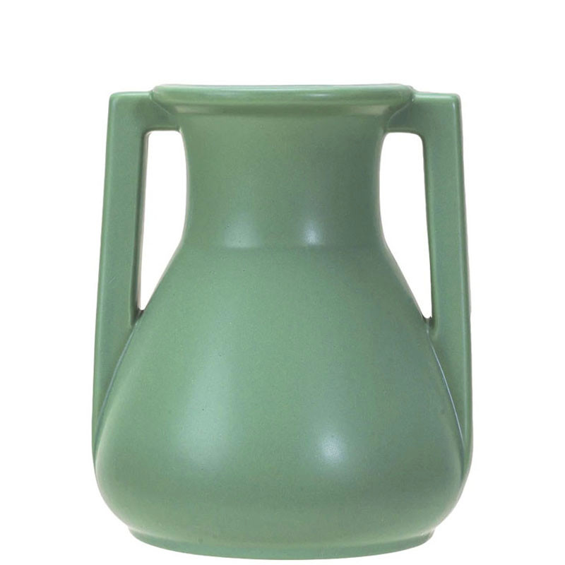 Teco Roman Vase - Green