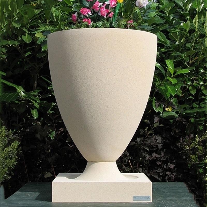Frank Lloyd Wright Medium American Systems Built Houses Vase
