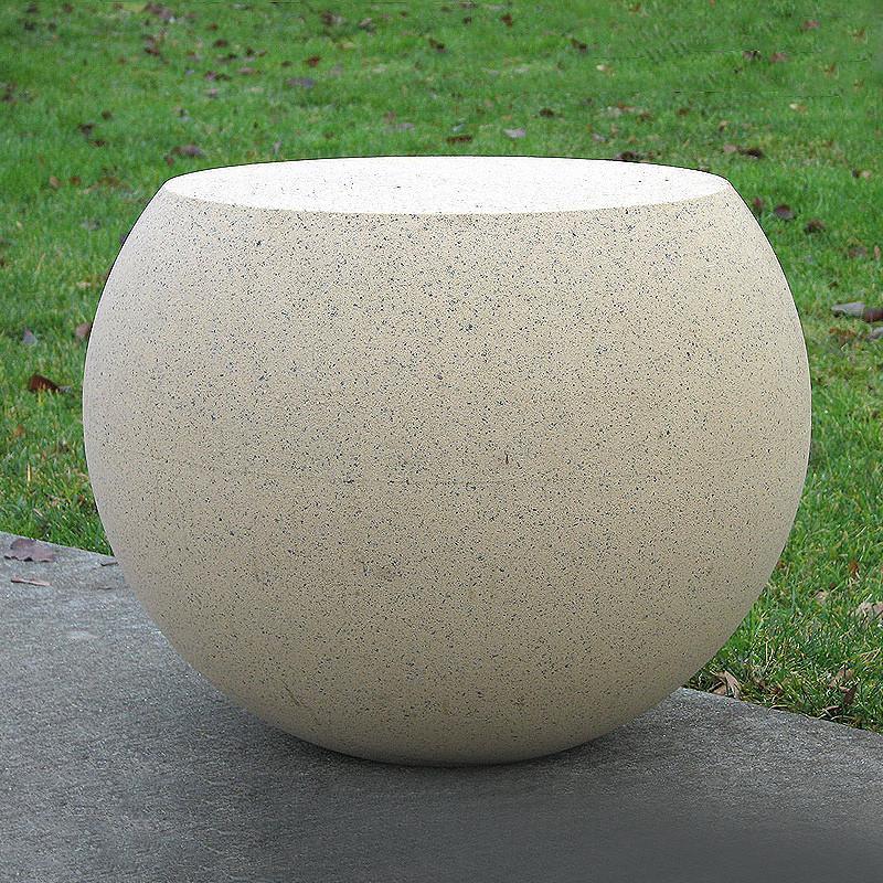 Garden Sphere Stool