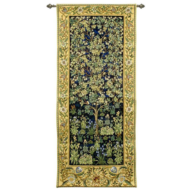 William Morris Tree of Life Hanging Tapestry Main