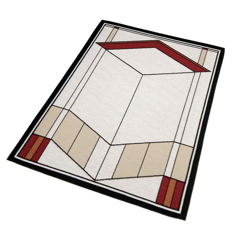 Graycliff Diamond Window Tapestry Placemat