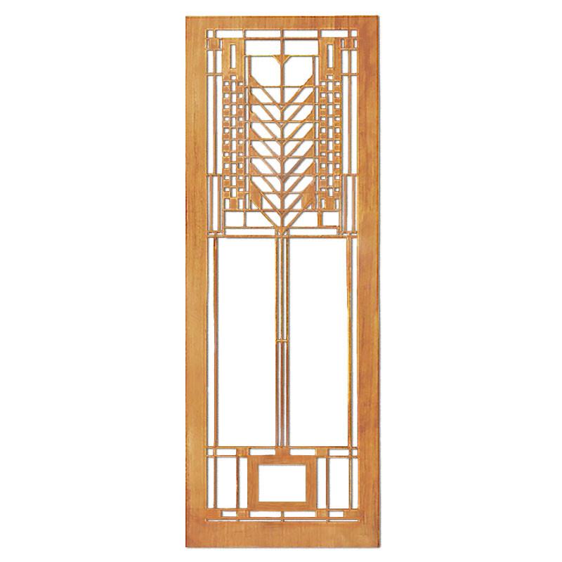 Frank Lloyd Wright Tree of Life Wall Panel