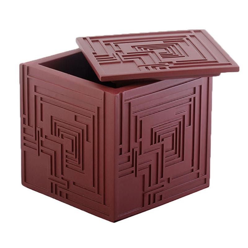 Frank Lloyd Wright Ennis House Jewelry Box