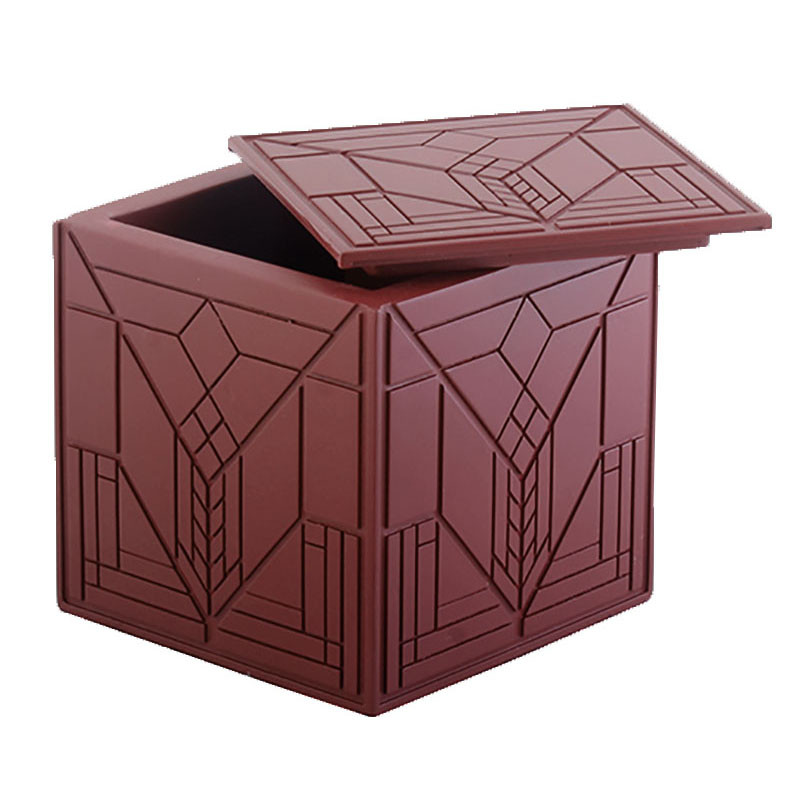 Frank Lloyd Wright Lake Geneva Tulip Jewelry Box
