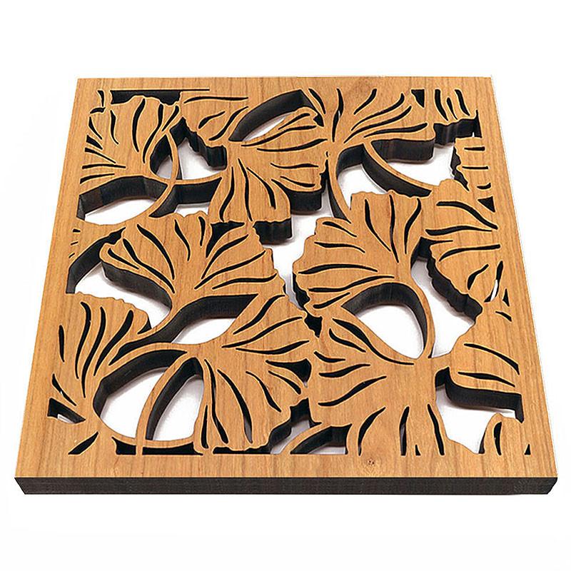 Arts & Crafts Ginkgo Leaf Trivet