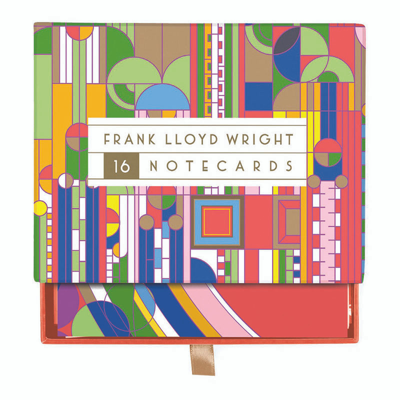 Frank Lloyd Wright Decorative Designs Boxed Greeting Cards