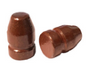 40 Caliber / 10 MM 180 Grain Truncated Cone Flat Point Coated Bullet