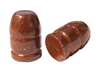 45 ACP Round Nose Flat Point Coated Bullet
