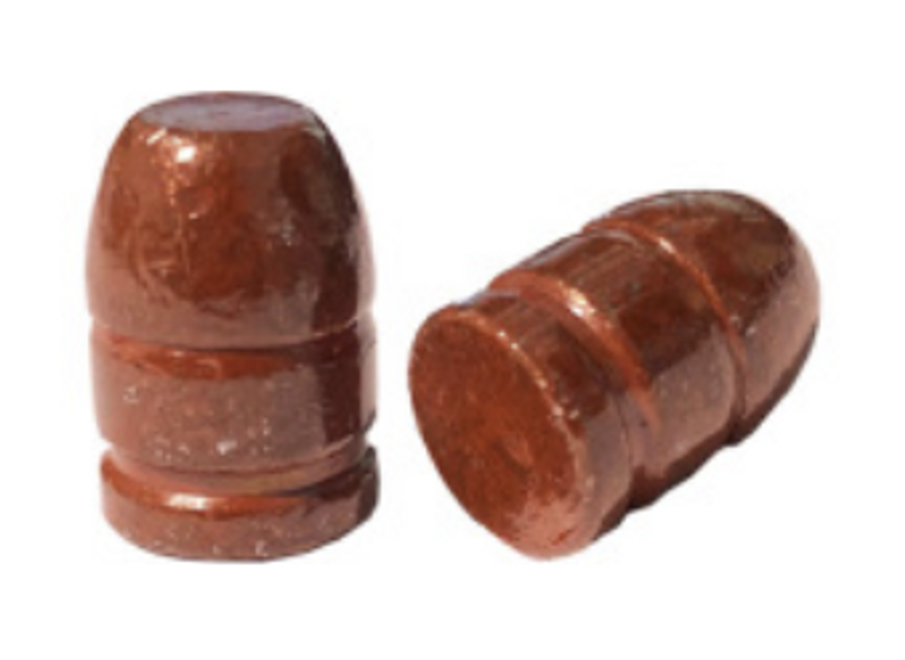 45 Long Colt 250 Grain Round Nose Flat Point Coated Bullet
