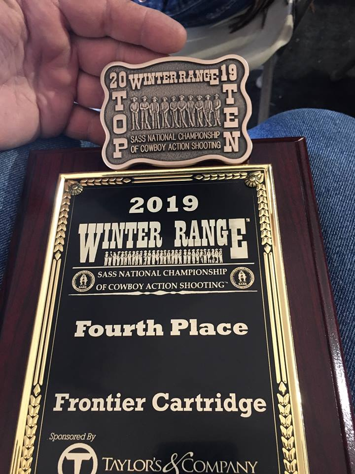 Winter Range 2019
