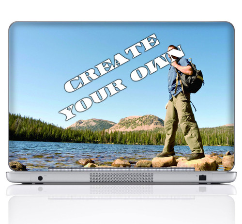 Customized Artwork Laptop Skin Sticker