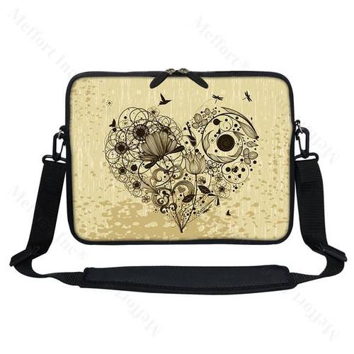 """12"""" Laptop Bag with Hidden Handle 3012"""