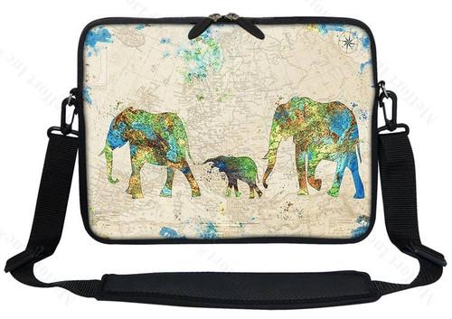 """12"""" Laptop Bag with Hidden Handle 3122"""