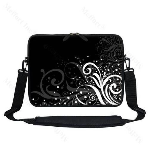 """13"""" Laptop Bag with Hidden Handle 1453"""