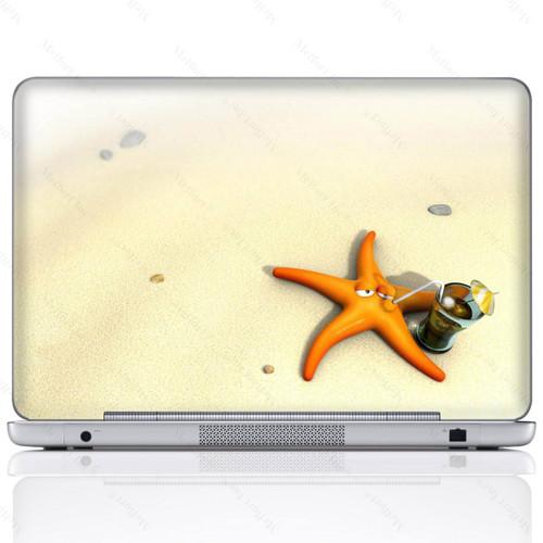 Laptop Skin Sticker  406