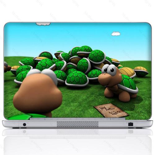 Laptop Skin Sticker  602