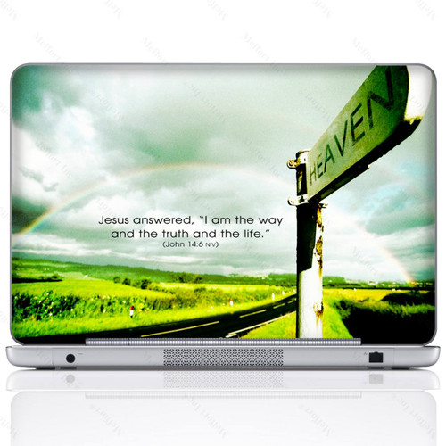 Laptop Skin Sticker  708